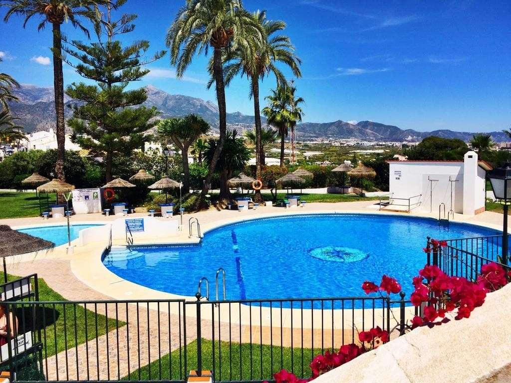 Punta Lara Nerjaand its authentic Andalusian Spanish dwellings.