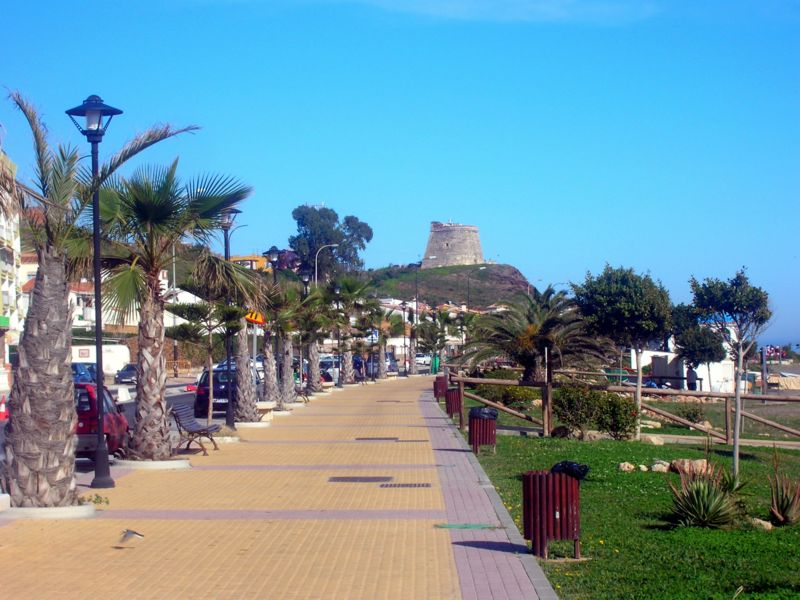 Benajarafe Axarquía region Andalucia