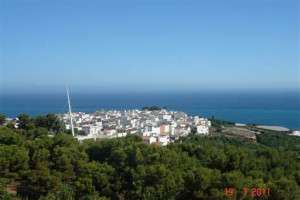 Maro Spanish town in Andalucia