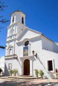 church of El Salvador one of the nicest churches in Southern Spain