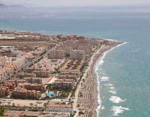 Ferrara beach torrox costa