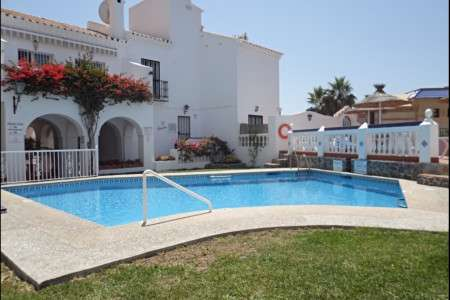 Two bedroomed  house bajamar