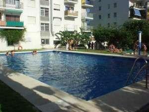 Delfin community pool