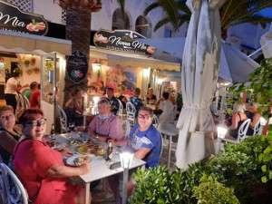 Nonna Mia restaurant torrecilla Nerja