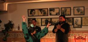 Viva flamenco real authentic Spain
