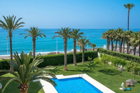 Torresol one bed Nerja no 48 very modern apartment