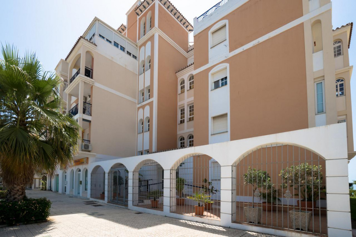 Jardines del Mar Torrox, Chirniguitos (beach bars), beachfront apartment Torrox