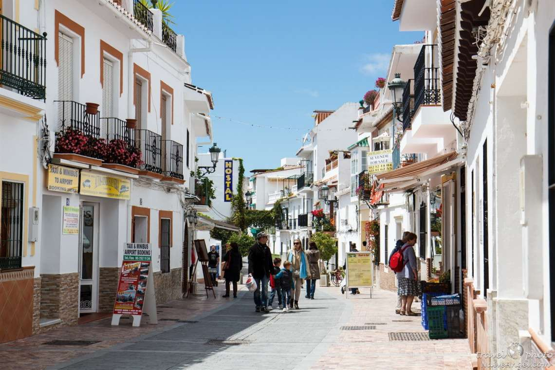 Calle Carabeo 72 Nerja tastefully refurbished self catering holiday rental