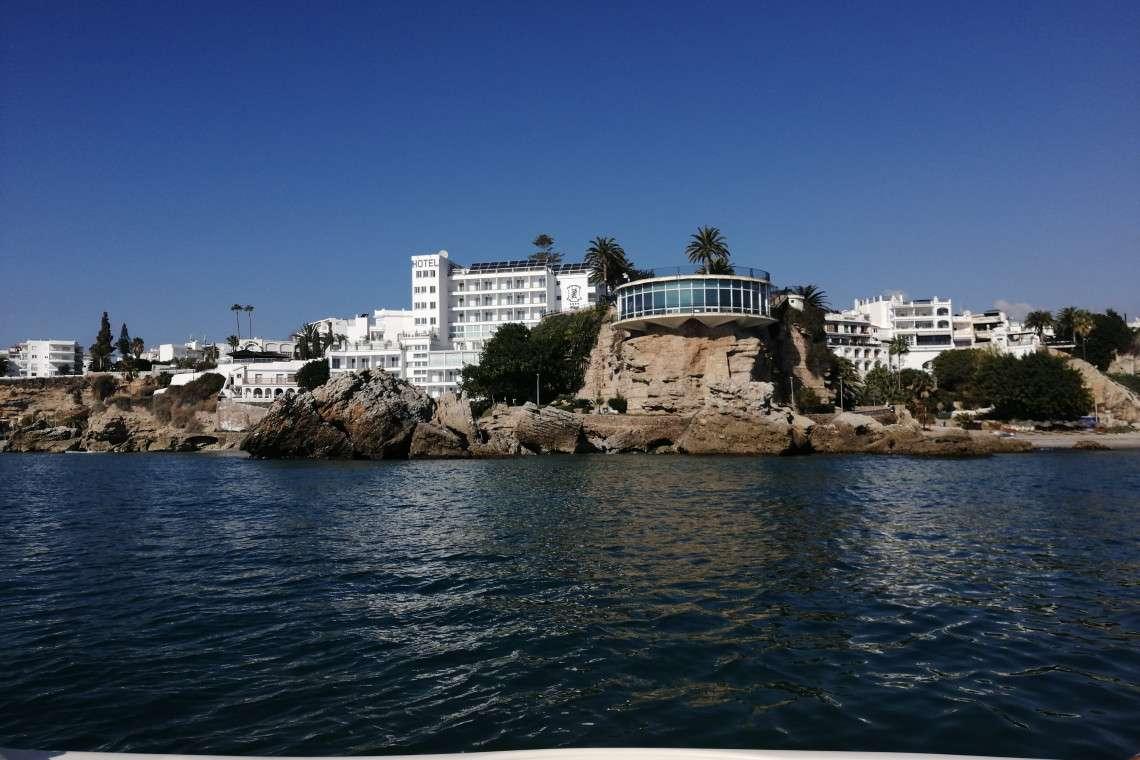 Nerja Boat trips