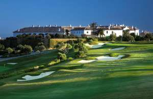 Costa Del Golf many first class golf courses