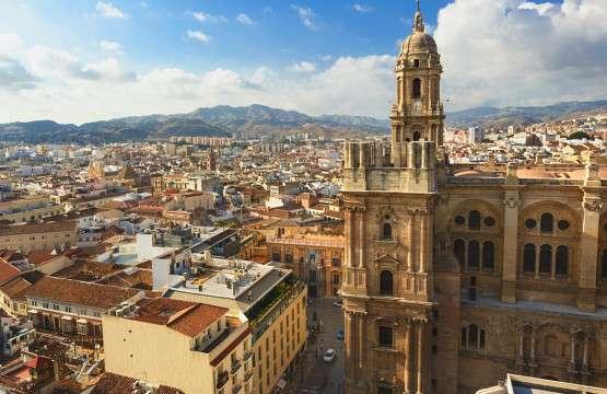 Malaga organised tours trips and excursions amazing restaurants cafés Wonderful city of Malaga. bus trip Malaga to Nerja