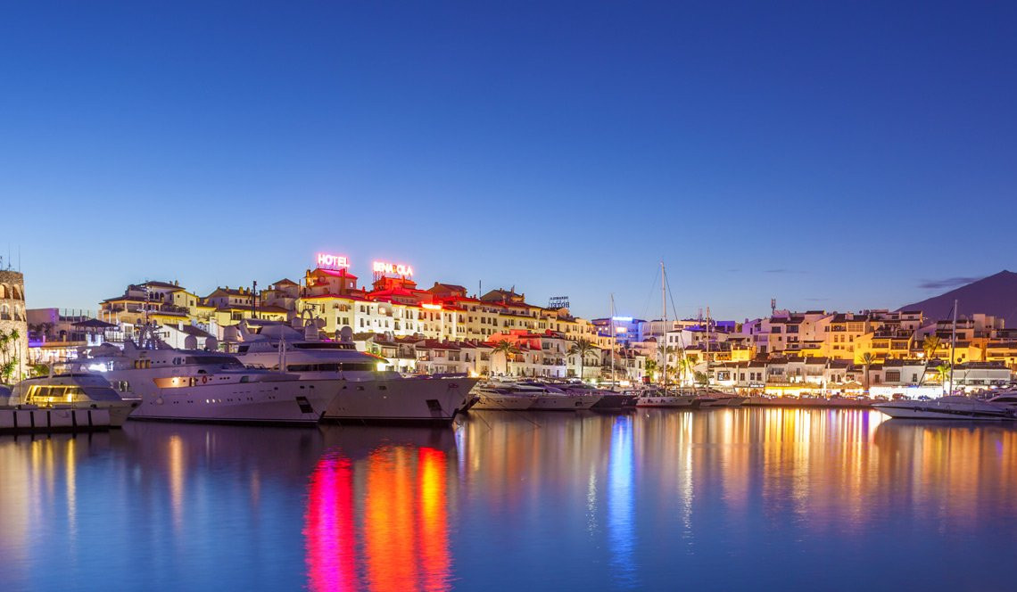marbella organised trips and tours