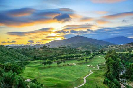 golf Costa Del Sol previously hosting the Ryder cup